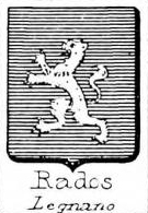 Rados Coat of Arms / Family Crest 0