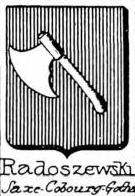 Radoszewski Coat of Arms / Family Crest 0