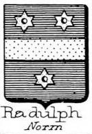 Radulph Coat of Arms / Family Crest 0