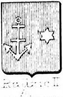 Radzic Coat of Arms / Family Crest 1