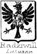 Radziwill Coat of Arms / Family Crest 0