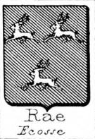 Rae Coat of Arms / Family Crest 0