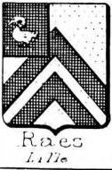 Raes Coat of Arms / Family Crest 0