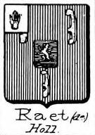 Raet Coat of Arms / Family Crest 5