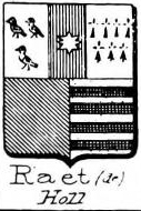 Raet Coat of Arms / Family Crest 0