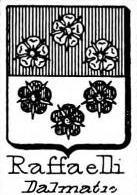 Raffaelli Coat of Arms / Family Crest 5