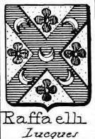 Raffaelli Coat of Arms / Family Crest 3