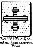 Raffelis Coat of Arms / Family Crest 1
