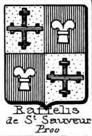 Raffelis Coat of Arms / Family Crest 2