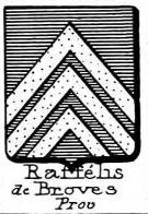 Raffelis Coat of Arms / Family Crest 0