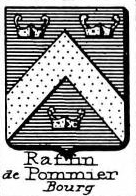 Raffin Coat of Arms / Family Crest 1