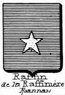 Raffin Coat of Arms / Family Crest 3