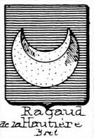Ragaud Coat of Arms / Family Crest 1