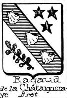 Ragaud Coat of Arms / Family Crest 0