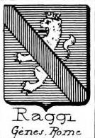 Raggi Coat of Arms / Family Crest 2