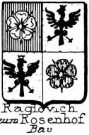 Raglovich Coat of Arms / Family Crest 0