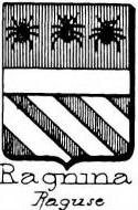 Ragnina Coat of Arms / Family Crest 1