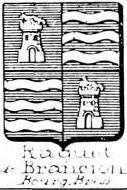 Raguet Coat of Arms / Family Crest 0