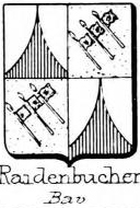 Raidenbucher Coat of Arms / Family Crest 0