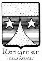 Raignier Coat of Arms / Family Crest 0