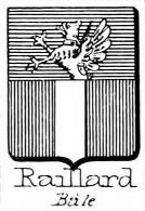 Raillard Coat of Arms / Family Crest 0