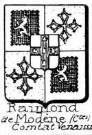 Raimond Coat of Arms / Family Crest 2