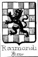 Raimondi Coat of Arms / Family Crest 4