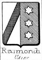 Raimondi Coat of Arms / Family Crest 5
