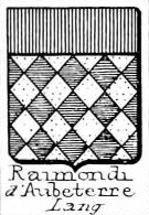 Raimondi Coat of Arms / Family Crest 8