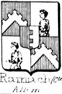 Rainach Coat of Arms / Family Crest 0