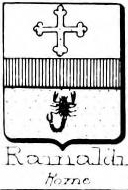 Rainaldi Coat of Arms / Family Crest 1