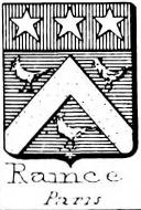 Raince Coat of Arms / Family Crest 0