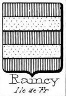 Raincy Coat of Arms / Family Crest 0