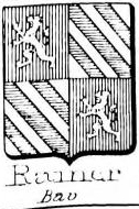 rainer Coat of Arms / Family Crest 8