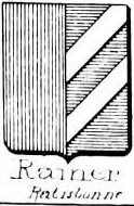 rainer Coat of Arms / Family Crest 7