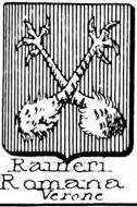 Raineri Coat of Arms / Family Crest 3