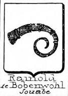 Rainold Coat of Arms / Family Crest 0