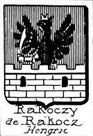 Rakoczy Coat of Arms / Family Crest 5