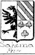 Sakema Coat of Arms / Family Crest 0