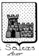 Salers Coat of Arms / Family Crest 0