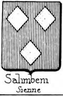 Salimbeni Coat of Arms / Family Crest 1