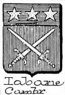 Tabarie Coat of Arms / Family Crest 0