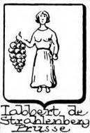 Tabbert Coat of Arms / Family Crest 0