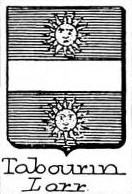 Tabourin Coat of Arms / Family Crest 0