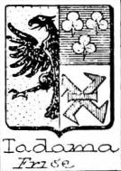 Tadama Coat of Arms / Family Crest 0