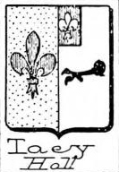 Taey Coat of Arms / Family Crest 0