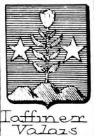 Taffiner Coat of Arms / Family Crest 0