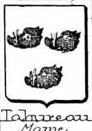 Tahureau Coat of Arms / Family Crest 0