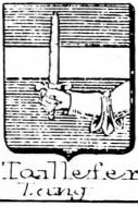 Taillefer Coat of Arms / Family Crest 1