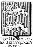 Taillefer Coat of Arms / Family Crest 2